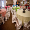 Chair Covers from Party Decor wedding